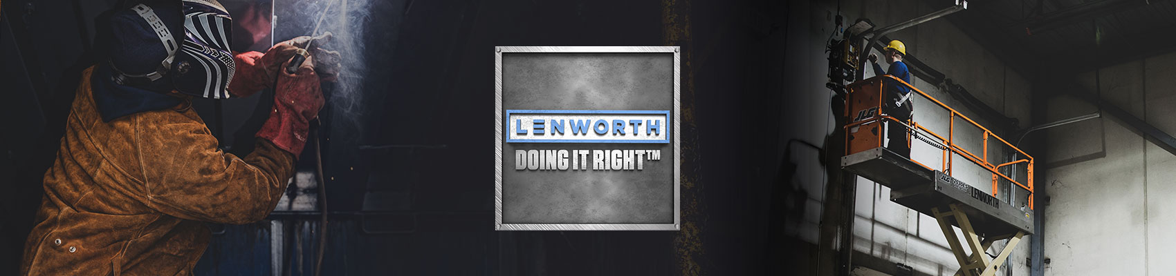 doing it right with lenworth