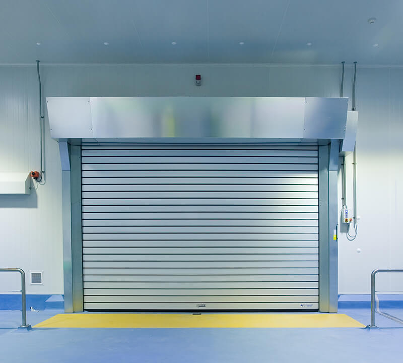 Albany High Speed Overhead Doors