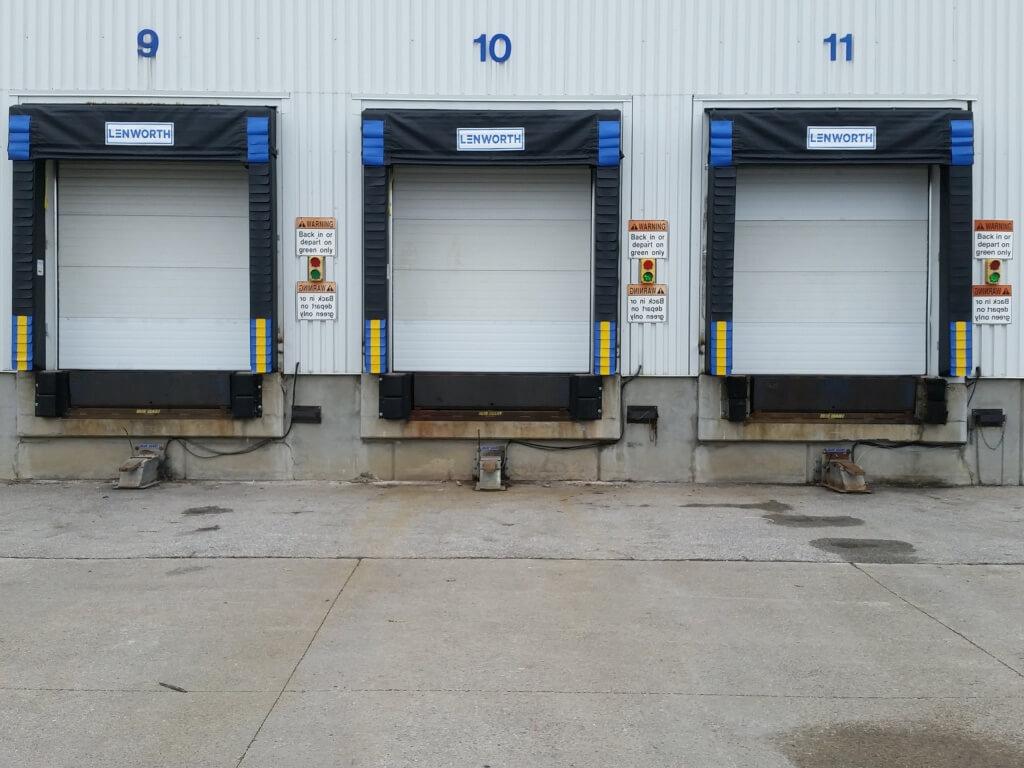 Lenworth Dock Seals