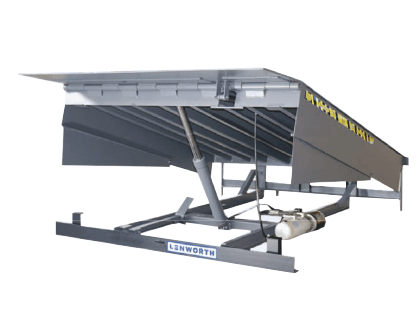 Lenworth Hydraulic Dock Leveler
