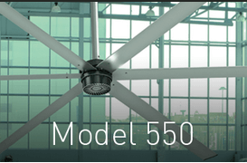 Lenworth AVD550 HVLS Fan