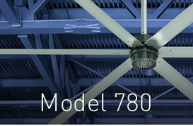 Lenworth AVD780 HVLS Fan