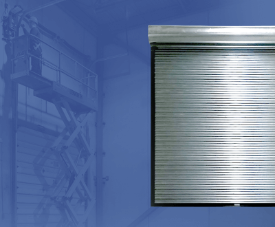 the benefits of rolling steel doors