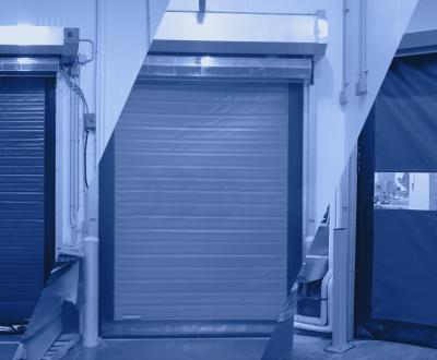 increase safety around loading docks