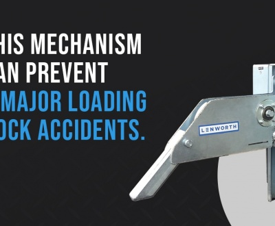 This Mechanism Can Prevent 4 Major Loading Dock Accidents