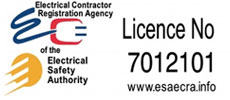 We Are Licensed With The ESA