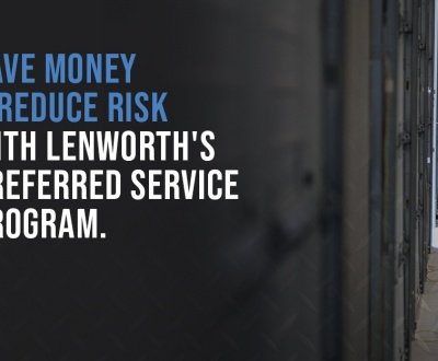 lenworth's preferred service program